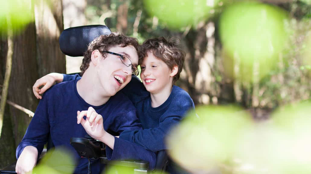 Quality of life improves for Nathan at camp