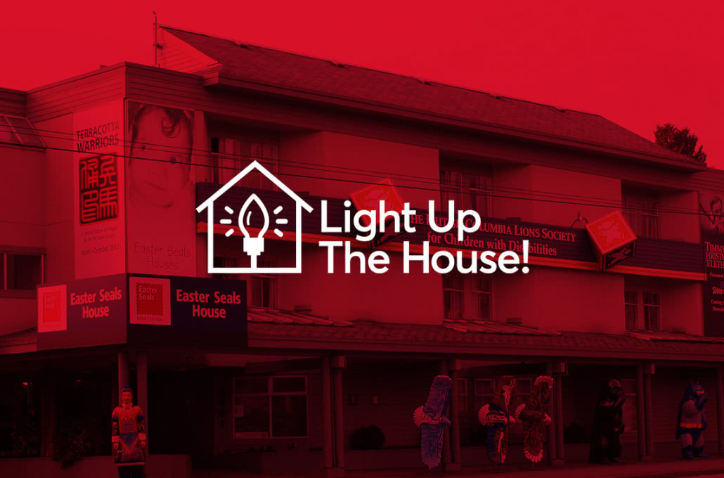 Light up the house