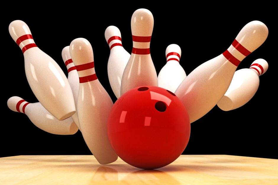 Friends of We Care Bowling Challenge