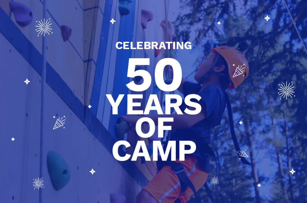 50 Years of Camping Celebration