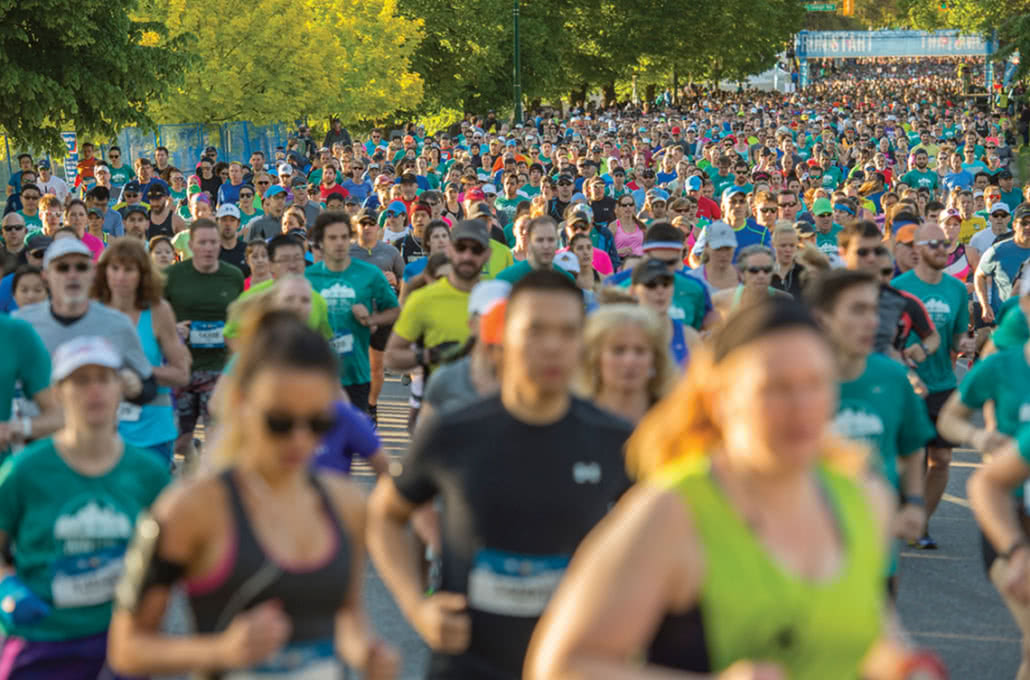 RUN4HOPE – BMO Vancouver Marathon