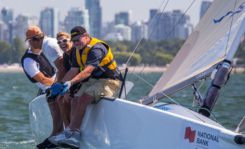 National Bank Easter Seals Charity Regatta brings in over $105,000 for Easter Seals House