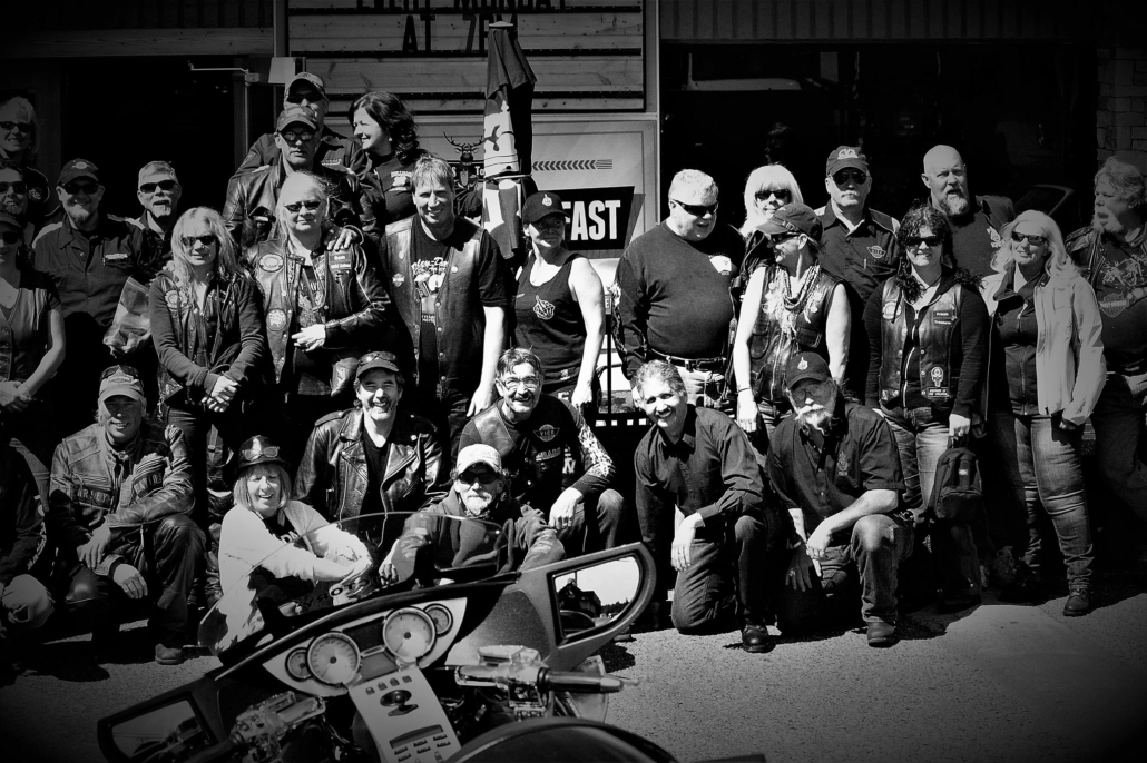 Spring Fling with the Vancouver Island Charity Riders