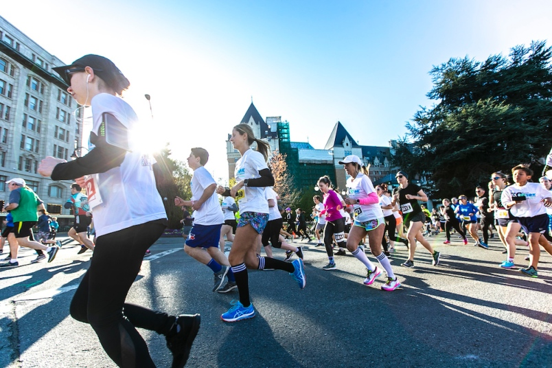 Times Colonist 10K Charity Run Now Cancelled
