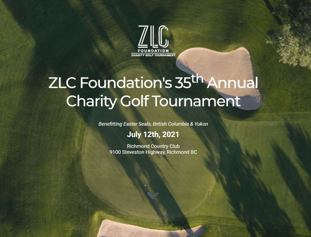 ZLC Foundation's 35th Annual Charity Golf Tournament