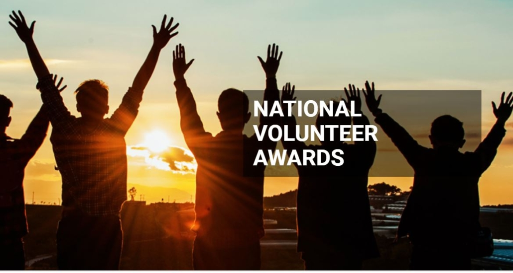 NATIONAL VOLUNTEER AWARD WINNER 2020 – John Mould